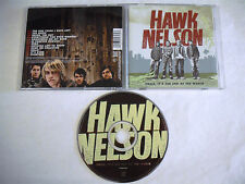 HAWK NELSON  Smile, It's The End Of The World  CD USA