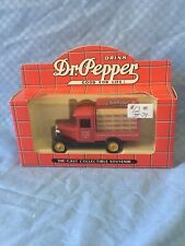 BRAND NEW 1928 chevrolet delivery van dr pepper diecast FACTORY SEALED