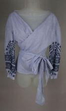 Camisa de mujer Zara de 100% algodón