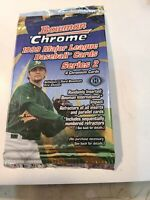 1999 Bowman Chrome Series 2 Baseball Pack Hobby
