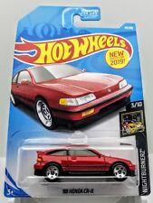 2019 Hot Wheels 88 Honda Civic CRX Nightburnerz