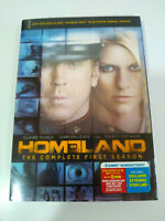 Homeland The Complete First Season - 4 X DVD Inglese