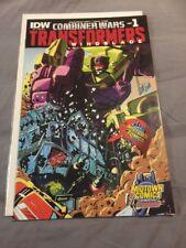 Midtown Comics Variant IDW Transformers Combiner Wars 1 C Windblade NM