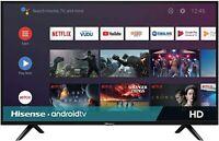 "Hisense 32"" 32H5500F 720p Smart Android  HDTV w/ 2 HDMI"
