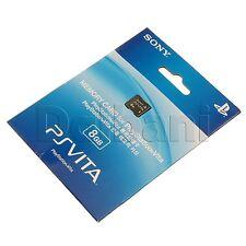 Original New Sony PSVITA 8GB Memory Card 8GB Memory stick 8 GB PS Vita