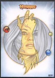Witchblade Sketch By Sean Pence    (breygent)  1500032