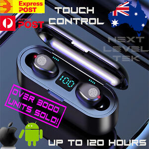 Wireless Bluetooth Earphones Headphones for Earpods iOS Android Earbuds Sports
