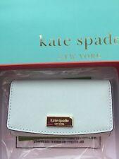 Kate Spade Women Purse/ Key Wallets Islandwtrs Rucy Light Green