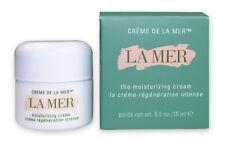 Authentic La Mer 'Creme De La Mer' Empty 0.5 oz./15ml Porcelain Jar and Box