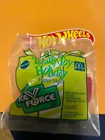 1993 MCDONALDS HAPPY MEAL TOTALLY TOY HOLIDAY KEY FORCE HOT WHEELS TOY