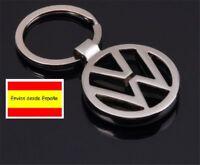 llavero de coche diseño cromado VW GOLF POLO GTI