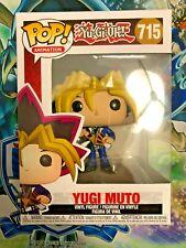 Funko Pop Yugi Muto #715 Yu-Gi-Oh w/ Protector