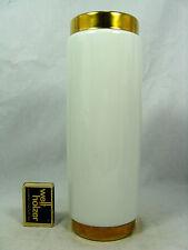 70´s Design Eschenbach Poliergold polished gold Porzellan Vase 1189 / 24