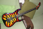 ESP CUSTOM SHOP SUNBURST TIGER george lynch signiture guitar RARE & HARD CASE for sale