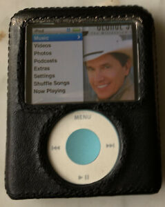 Apple iPod Nano 3rd Generation Blue, 8GB NEW BATTERY !!