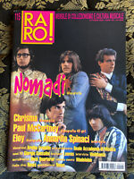 RARO! 115 Magazine about discography ps NOMADI McCartney CHRISMA A. FRANKLIN