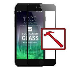"""Slabo PREMIUM Panzerglasfolie für Apple iPhone 7 Plus KLAR """"Tempered Glass"""" 9H"""