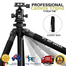 170cm Professional Tripod Stand for Digital Camera DSLR Camcorder Photograph New