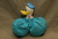 Vintage Donald Duck Bean Bag Cold Compress Childs 1st Aid Walt Disney Production