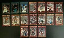 1992-93 Johnson 13,14,15 + 1992 Fleer Limited Edition Mutombo X7 + Wilkins X7