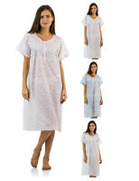 Casual Nights Women's Woven Short Sleeve Nightgown