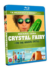 Crystal Fairy and the Magical Cactus Blu Ray (Region B)