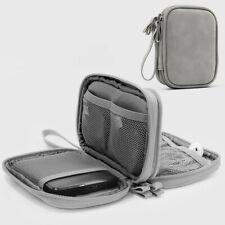 Electronics Travel Organizer USB Cable Storage Bag Portable Case Bag Accessories