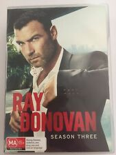 Ray Donovan Season 3 DVD