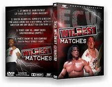 ECW Wrestling: Wildest Matches DVD-r, Jimmy Sunka  JT Smith Public Enemy Funk