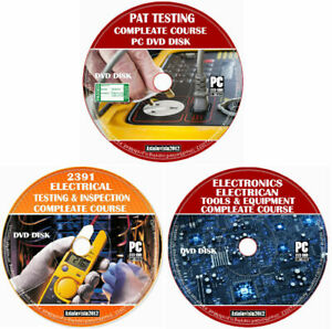 Pat Test Testing City & Guilds + 2931 Electrical & Electronics Complete Course +