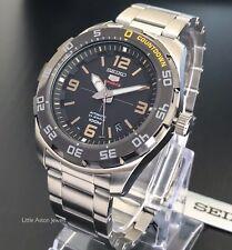 Seiko 5 Deportes Reloj Para hombres Automático 23 joyas impregnado 83K1 Totalmente nuevo/Garantía