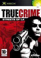 True Crime Streets of LA xbox