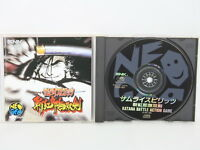 SAMURAI SHODOWN 3 NEO GEO CD Neogeo SNK Japan Game nc