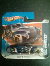 Hot Wheels V5227 2011	Heat Fleet 8/10 Tail Dragger street rod	98/244