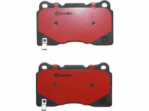 For 2010-2016 Hyundai Genesis Coupe Brake Pad Set Front Brembo 27153XS 2011 2012
