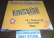 COLD CHISEL - RINGSIDE THE ZAMPLER -3 TRACK RARE CD- (EXCELLENT CONDITION)