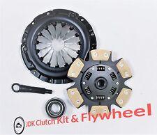 JDK ECLIPSE GST,GSX| TALON TSI 2.0L TURBO F&AWD STAGE3 *MIBA* 6 Puck Clutch Kit