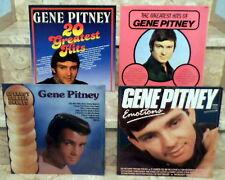 Gene Pitney LP Sammlung / 3 LP's & 1 Doppel LP