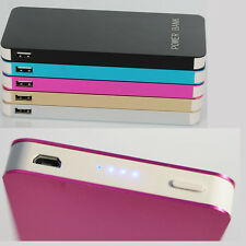 100000mAh Power Bank Dual USB External Battery Portable Charger Fits All Mobile