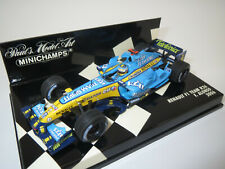 "Minichamps  Renault F1 Team R26  ""2006""  (F.Alonso #1) 1:43 in Vitrine !!"