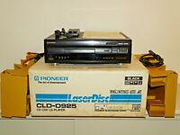 Pioneer CLD-D925 High-End LaserDisc / LD-Player, OVP&NEU, 2 Jahre Garantie