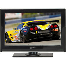 NEW Supersonic SC-2411 24in Widescreen LED HDTV LED-LCD TV 1080p 8.5ms SC2411