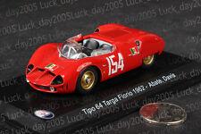 Maserati Tipo 64 Targa Florio 1962 #154 Abate Davis 1/43 Diecast Model