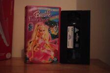 Barbie: Fairytopia VHS