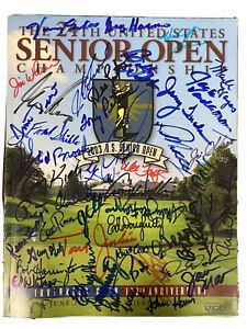 Autographed Golf Memorabilia