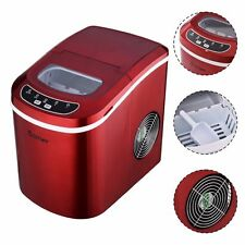 Countertop Ice Maker Machine Portable Cube Compact Nugget Sonic Dispenser Water