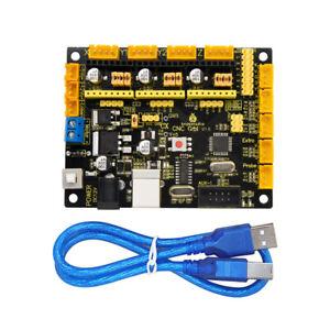 KEYESTUDIO CNC GRBL 1.0 Microcontroller Board for Arduino Laser Engraving Shield