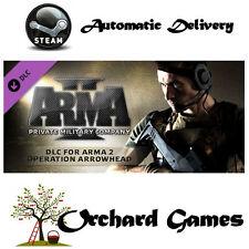 Arma 2: Private Military Company : PC : (Steam/Digital) Auto Delivery