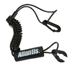 Interruttore galleggiante Atlantis nero per Yamaha (al gilet) - jetski - PWC