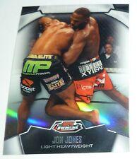 Jon Bones Jones 2012 Topps Finest Refractor UFC Card #32 159 152 145 140 100 135